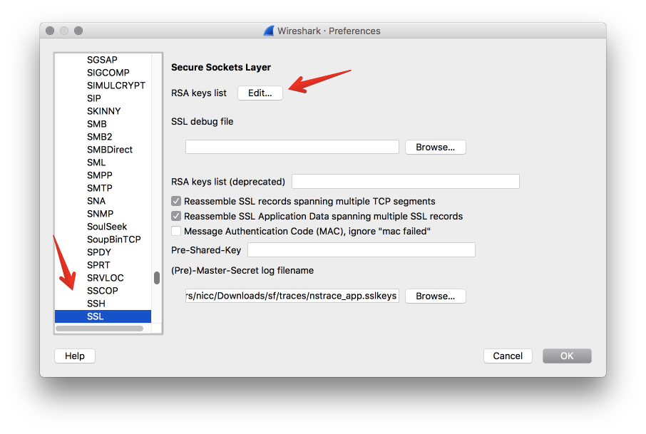 Troubleshooting with WireShark - AppDelivery